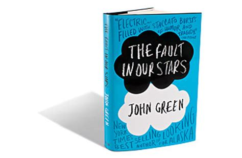 Review - The Fault in Our Stars - John Green - Blog of a